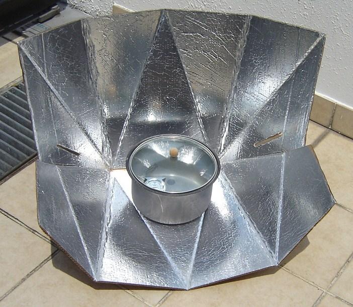pensando un nuevo dise o de cocina solar tipo panel