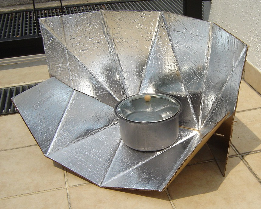 Homemade solar cooker recipes